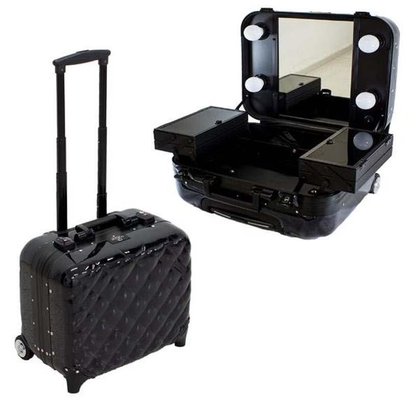 9948d2f7d MALETÍN DE MAQUILLAJE CON LUZ | Comprar Maleta de maquillaje TOCADOR Barato  | venta de Maletines Profesionales maquillaje al Mejor Precio | Ofertas