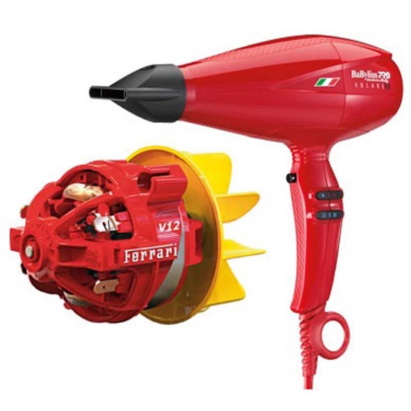 Secador Babyliss VOLARE V1 2200 w Rojo Ferrari ... c7dc389493fc