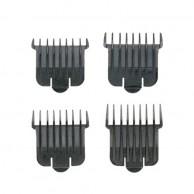 4 Peines Andis recalces separadores para máquinas Andis RT1 T blade PMC2