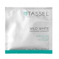 50 Bolsas 25Gr.Decoloración Sin Amoniaco Con Aceite Arga/Keratin Tassel