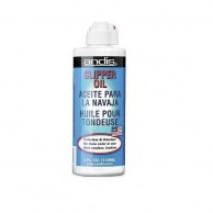 Aceite Andis lubricante para cuchillas 118ml clipper oil 12501