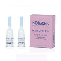 Ampollas Instant Flash Neozen 2x3ml con Caviar y Ácido Hialurónico