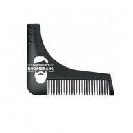 Artero Boomerang Peine profesional para Navaja y máquina de afeitar | Peine para navaja barbero