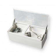 Artero caja recipiente para sumergir cuchillas | comprar  bandeja limpieza cuchillas mejor precio