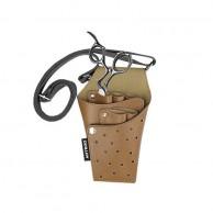 Artero funda cartuchera marrón 5 herramientas peluquería  | Comprar cartuchera para peluquero  | Artero funda cartuchera marrón mejor precio