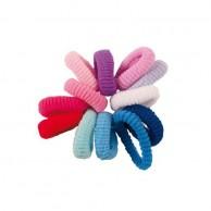 Artero gomita algodón grandes peluquería 24 unidades |  Gomas para pelquería profesional al mejor precio
