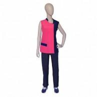 Artero pantalon Slim azul marino | Uniformes pantalón peluquewría | ropa laboral para peluquería | pantalon para peluquería barato