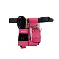 Artero Sauvage funda Rosa peluquería para cintura cepillos , peines, tijeras, utillaje