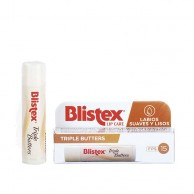 Blistex Triple Butters FPS15 Bálsamo para Labios Suaves y Lisos