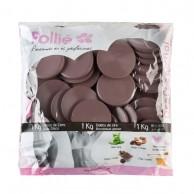 Bolsa Discos de Cera - Cacao