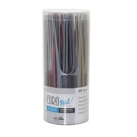 Bote 60 Peines Púa Colores Modelo 00423 | Ofertas online peines de peluquería baratos | peine de peluquería a precios de almacén | Uillaje de peluquería