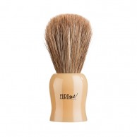 Brocha de Afeitar barbero pelo Caballo 24mm beig | Comprar brocha barbería Eurostil | venta de Brochas barbero baratas al Mejor precio | oferta eurostil