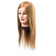 Cabeza de Maniquí Alice Largo 35-40 cm 100% Cabello sintético