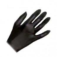 Caja de 50 guantes sintéticos talla L sin polvo para peluquería barbería y estética