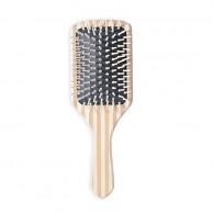 Cepillo Desenredante Raqueta Bifull Bamboo