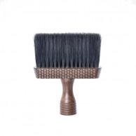 Cepillo Quitapelos de Barbero de Jabalí Para Cuello Clásico Beehive Nº8