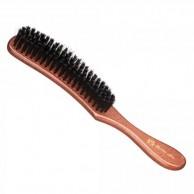Cepillo ropa barbero barber line madera quita pelos