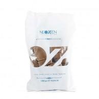 Cera Depilatoria Baja Fusión en Pastillas Neozen Chocolate 1kg