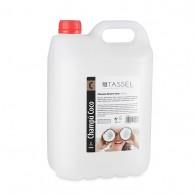 Champú Neutro coco - 5 Litros Tassel | comprar champú neutro olor coco al mejor precio | Champú coco barato en en garrafas para peluquería profesional granel