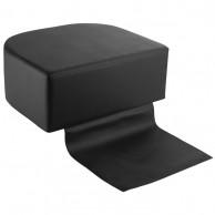 Cojín Negro para sillon de peluquería