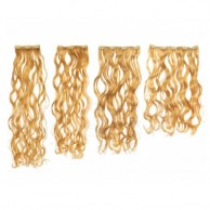 Extensiones de Pelo Rizadas Sangrá TWENTY TWO 4 Pc