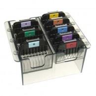 Caja de Peines Metálicos para Máquinas Moser 1245
