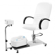 Silla de Pedicura Profesional con Altura Regulable 02741