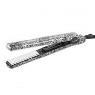 Corioliss CityStyle Silver Paisley Plancha de Pelo de Titanio