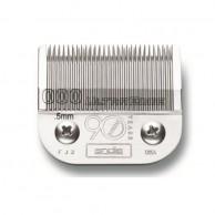 Cuchilla Andis ultradege Blade N000  0.5 mm Cabezal Andis 64073