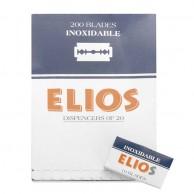 Hojas de Afeitado Elios 200 Uds 20x10 Cuchillas