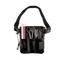 Funda cinturón porta útiles para herramientas peluquería | Comprar funda herramientas de peluquería baratas | Funda cartuchera para peluquería económica mejor precio
