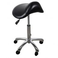 Groomx Pro Rodeo Taburete silla montar peluquería | Taburete ergonómico cómodo para peluquería  | Comprar Groomx Taburete al mejor precio