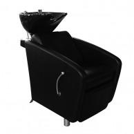 Lavacabezas de Peluquería Profesional Mood Negro 06098/50| Comprar Lavacabezas Peluquería Profesional Barato | Venta de Lava Cabezas de Peluquería al Mejor Precio | Oferta