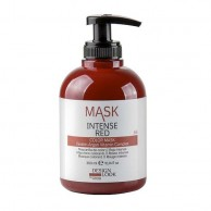 Mascarilla de Color Design Look Color Mask Nutritiva 300ml Rojo Intenso