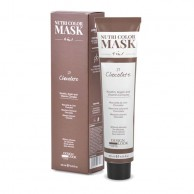 Mascarilla de Color Nutri Color Mask 4 en 1 Hidratante 120ml Chocolate