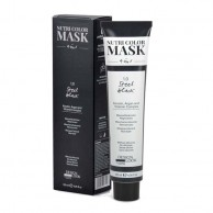 Mascarilla de Color Nutri Color Mask 4 en 1 Hidratante 120ml Negro Acero