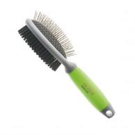 Moser Cepillo profesional 2 en 1 para peluquería canina perros y gatos   comprar peine moser perros al mejor precio