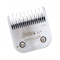 Oster- Cuchilla Acero Nº30. CABEZAL 919-02 CORTE 0,50 MM para cortapelos profesionales
