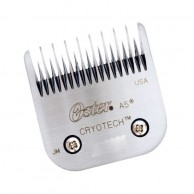 Oster- Cuchilla Acero Nº40. CABEZAL 919-01 CORTE 0,25 MM para cortapelos profesionales