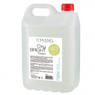 Oxy Bright Cream 40 Volumen 5 Litros - Tassel