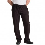 Pantalón negro de peluquero