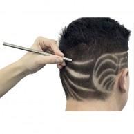 Pen Razor by magia Lápiz dibujar en el pelo Tatoo dibujos cabello Profesional