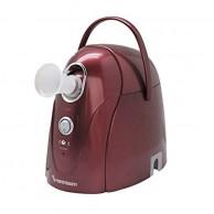 Perfect Beauty Ionic Ozone Rojo Vaporizador de Ozono Facial Profesional