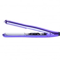 Perfect Beauty Titanium Mirror Plancha de Pelo Lila