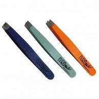Pinzas Depilar 6.5 cm - Colores