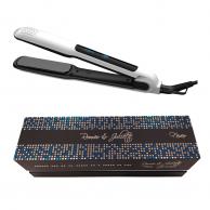 Plancha de pelo Profesional FEVER titanio R&J Black & White albipro 2813 | precio plancha profesional | mejor plancha pelo | mejor plancha cabello