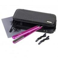 Plancha de Pelo GCK S7 CLASS Pink Placas Titanio