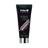Pollié - Acrylic Gel Uñas P-Lack Claro | gel claro camuflaje al mejor precio | gel uñas profesional | pinta uñas para profesionales | uñas acrílicas claro