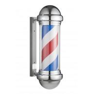 Poste de Barbero grande , Comprar poste de barbero cromado barato, venta de pirulo barbero, pirulos y rotulos de barberia al mejor precio, oferta
