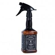 Pulverizador spray barbería y peluquería 650ml barber line etiqueta whisky